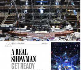 WIRED: A Real Showman
