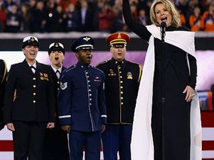 Renee Fleming National Anthem Receives Major Critical Acclaim