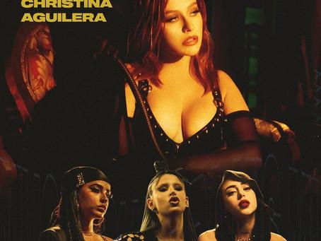 "Christina Aguilera presenta ""Pa mis muchachas"" junto a Becky G, Nicki Nicole y Nathy Peluso"