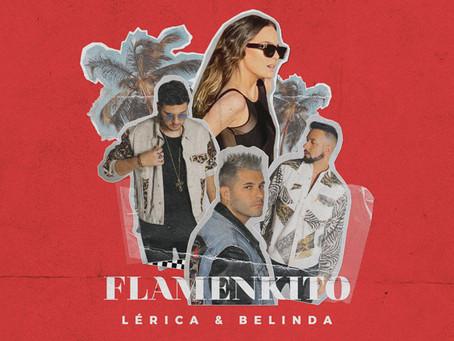 """Ya está disponible el nuevo éxito de Lérica junto a Belinda """"Flamenkito"""""""