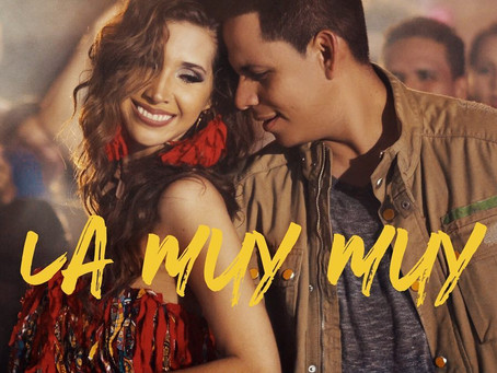 """Jhonatan Luna y Ana Paula presentan el video oficial de """"La muy muy"""""""