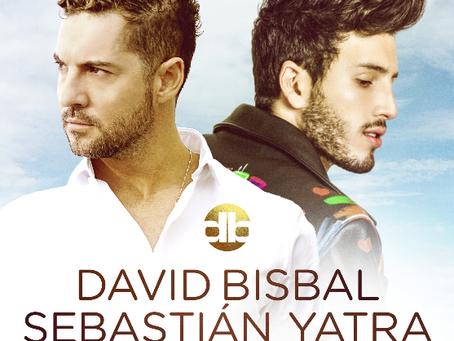 """Hoy: El esperado gran lanzamiento de """"A partir de hoy"""" de David Bisbal y Sebastián Yatra"""