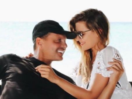 Luis Miguel está distanciado de su hija Michelle Salas