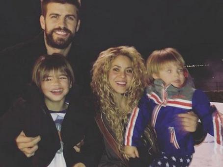 Shakira muy orgullosa de logros de su hijo Milan