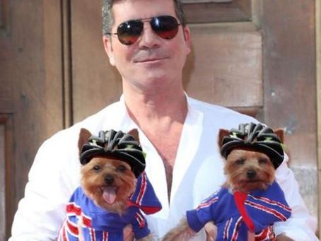 Simon Cowell paga para que se cierre granja de perros en Corea del Sur