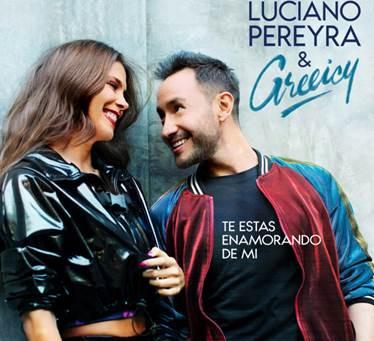 """Luciano Pereyra presenta """"Te estas enamorando de mi"""" junto a Greeicy"""