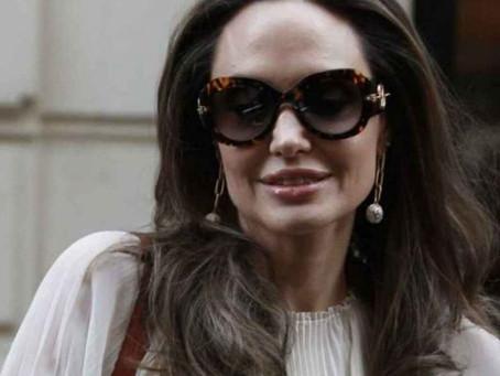 Angelina Jolie tiene 'una lista muy larga de NO' cuando se trata de citas