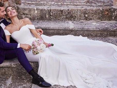 David Bisbal se ha casado en boda secreta