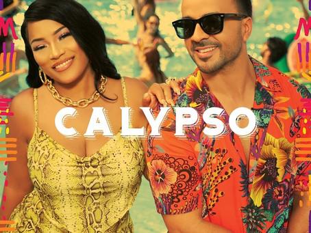 """El verano tiene nombre """"Calypso"""" el nuevo sencillo de Luis Fonsi feat Stefflon Don"""