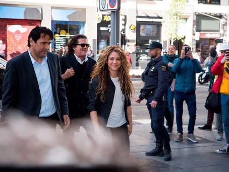 """Shakira y Carlos Vives niegan haber plagiado """"La bicicleta"""""""