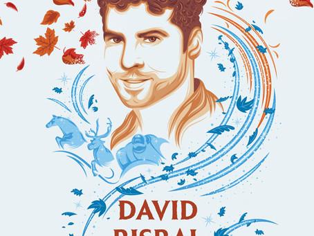 David Bisbal Interpretará la canción de créditos finales de Frozen 2 para España y Latinoamérica