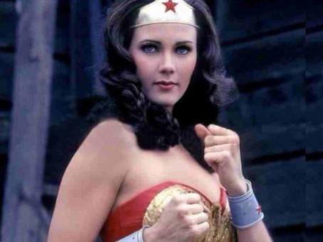 Lynda Carter participará de Wonder Woman 3 junto a Gal Gadot