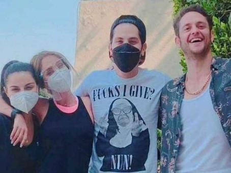Televisa censura a Christopher Uckermann y enoja a integrantes de RBD