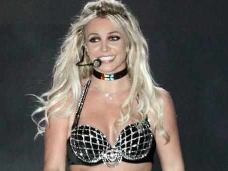 Britney Spears sigue alejada de los escenarios por causa de su padre
