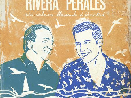 """Carlos Rivera y José Luis Perales presentan """"Un Velero Llamado Libertad"""""""