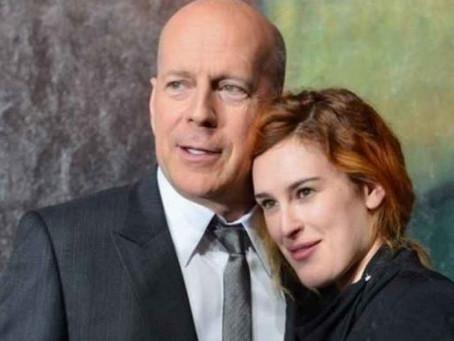 Bruce Willis presiona a su hija mayor Rumer Willis para que le de un nieto
