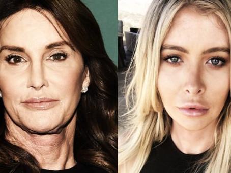 Al parecer Caitlyn Jenner y Sophia Hutchins si son pareja