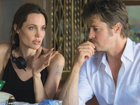 Angelina Jolie en shock por victoria de custodia lograda por Brad Pitt
