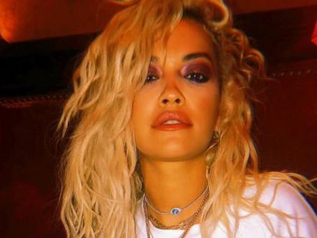 Rita Ora es la nueva embajadora de Escada