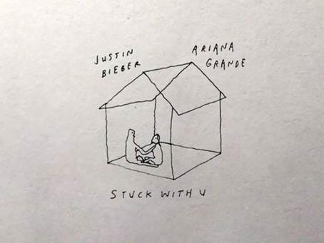 """""""Stuck with you"""" lo nuevo de Ariana Grande y Justin Bieber"""