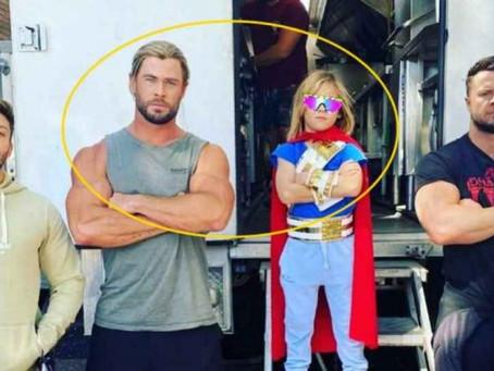 Chris Hemsworth ya tiene un sucesor para las películas de superhéroes