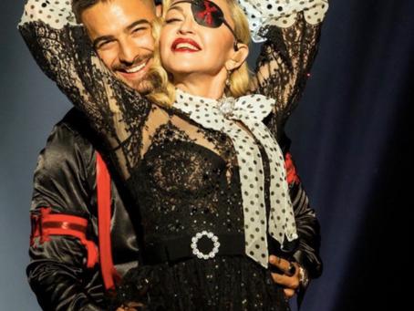Maluma arrasa junto a Madonna en los Billboard Music Awards 2019