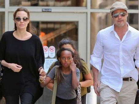 Pitt y Jolie llegan a un acuerdo de divorcio