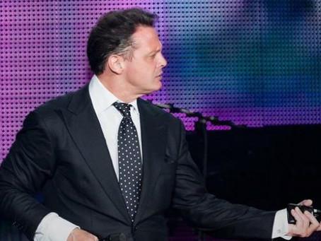 Luis Miguel habla de su desastroso concierto del pasado 10 de diciembre