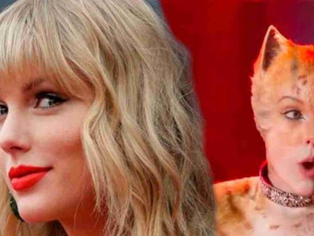 Taylor Swift regresa al cine tras fracaso en Cats