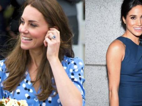 Meghan Markle y Kate Middleton no se soportan