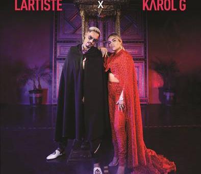 "Lartiste y Karol G presentan ""Peligrosa"""