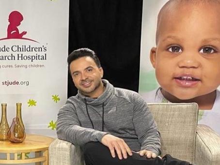 Luis Fonsi se suma a campaña para proporcionar tratamiento a niños con cáncer