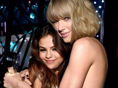 Amistad entre Selena Gomez y Taylor Swift se ha reafianzado
