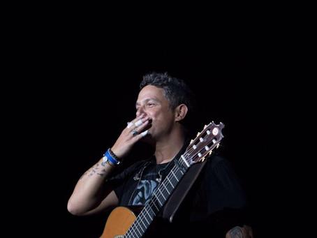 Éxito total de Alejandro Sanz en sus dos conciertos en el American Airlines Arena de Miami