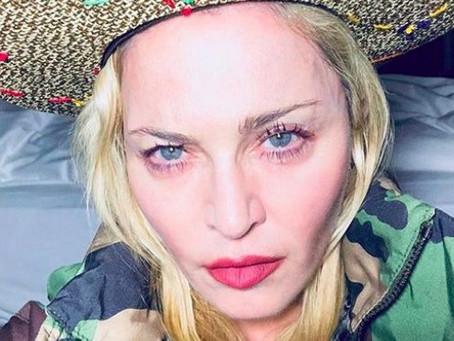Madonna planea abrir academia de fútbol en Malawi