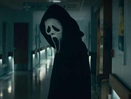 ¡El esperado tráiler de Scream 5!