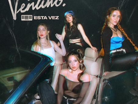 """Ventino, la girlband líder de Latinoamérica presenta """"Esta vez"""""""