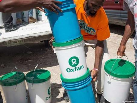 """Oxfam habría encubierto """"orgías"""" de su equipo en Haití"""