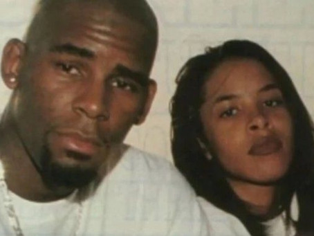 R.Kelly recibe nueva acusación federal por falsificar identificación para Aaliyah