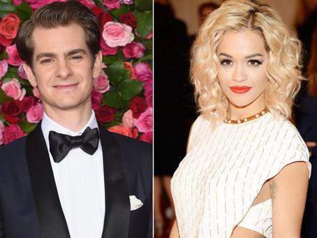 Andrew Garfield supera ruptura con la cantante Rita Ora