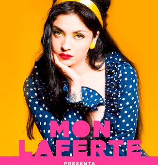 """Mon Laferte presenta """"Invéntame"""""""