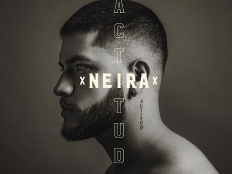 """Javier Neira presenta su primer disco con mucha """"Actitud"""""""