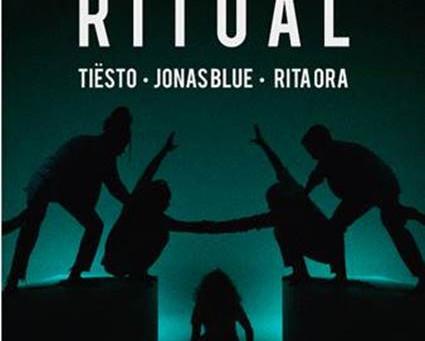 """Tiesto, Jonas Blue y Rita Ora presentan """"Ritual"""""""