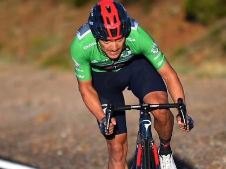 Richard Carapaz estará como invitado en dos etapas de la Vuelta al Ecuador 2020