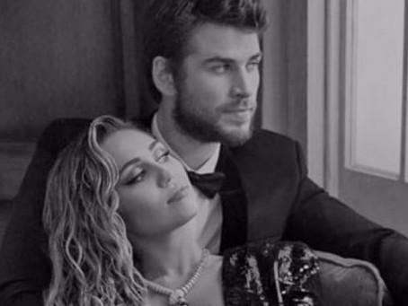 Miley Cyrus bromea de su separación con Liam Hemsworth
