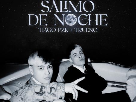 """Tiago Pzk y Trueno presentan """"Salimo de Noche"""""""