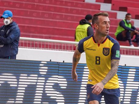 Estos son los convocados de la Selección de Ecuador para la Copa América