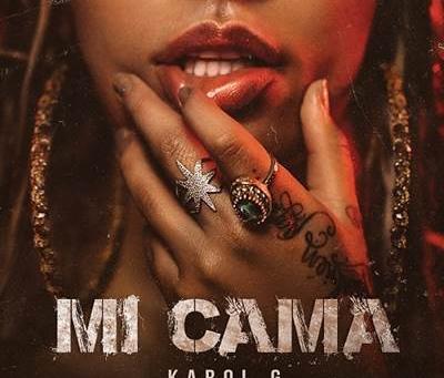 """¡Karol G y su contagioso sencillo """"Mi Cama""""!"""