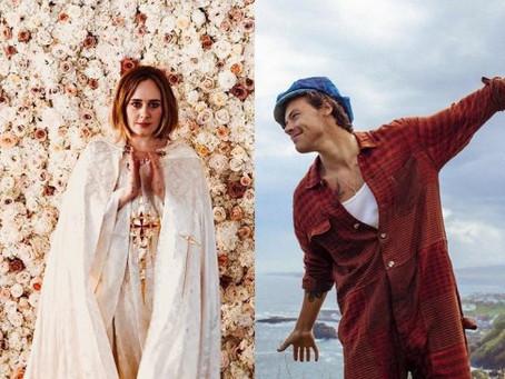Harry Styles desmiente colaboración y romance con Adele