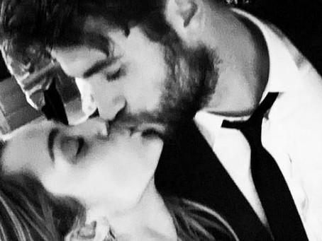 Se divulga licencia de matrimonio de Miley Cyrus y Liam Hemsworth